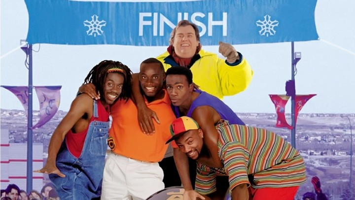 Image of the guys from Cool Runnings