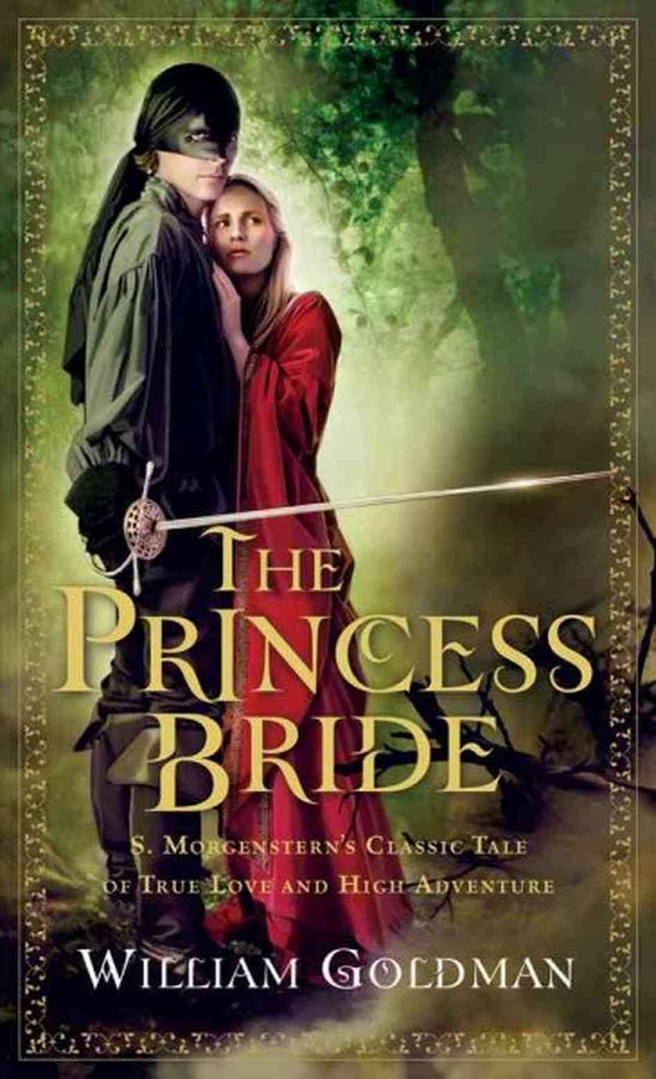 The cover of the book, The Princess Bride