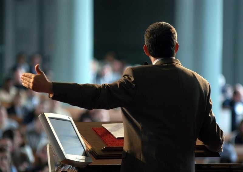 According to a study by Mark Clement, 85% of people feel that strong, Biblical preaching is the most important part of church.