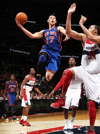 Jeremy Lin at the height of Linsanity!