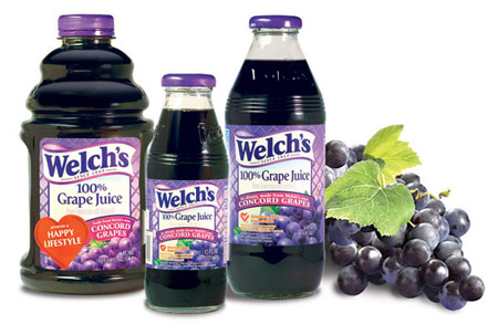 Welch's and Methodism - hand in hand.