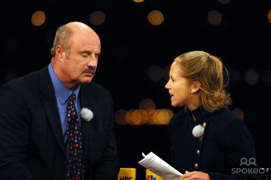 Weight Loss for America Dateline NBC special with Katie Couric and Dr. Phil
