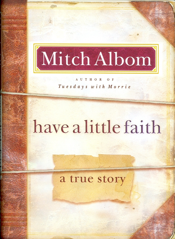 Our sermon series based on the Mitch Albom book