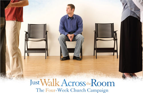 Just Walk Across the Room - The Power of Story