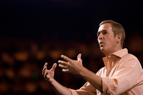 Andy Stanley preaching
