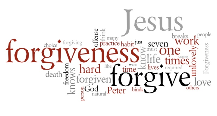 Forgiveness - a powerful part of being a Christian