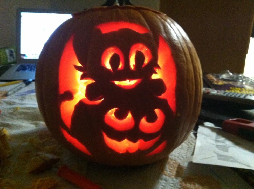 Pumpkins...not part of the Christian side of Halloween