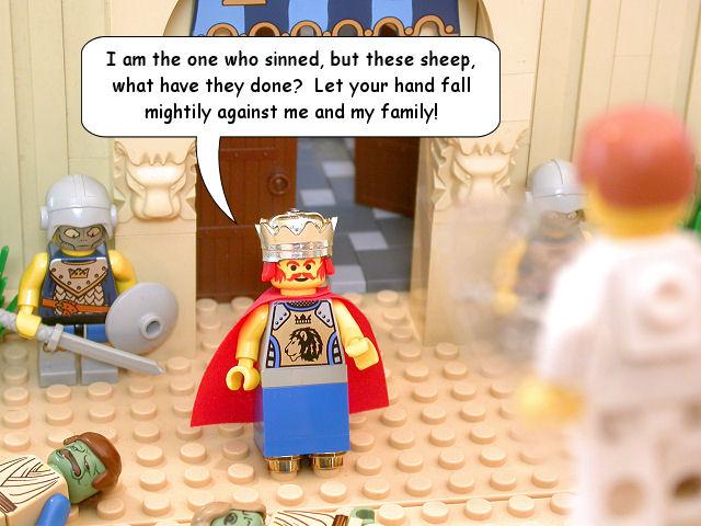LEGO David
