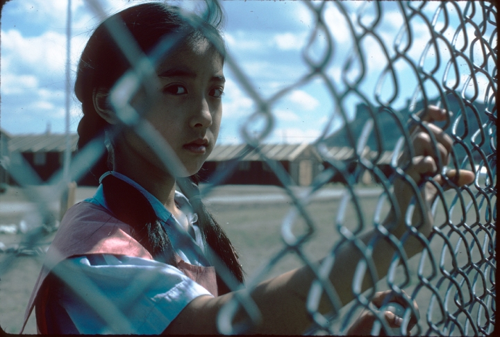 From the movie Farewell to Manzanar