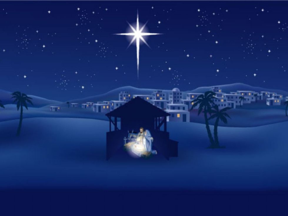 The birth of Jesus - God's greatest act of empathy for humanity