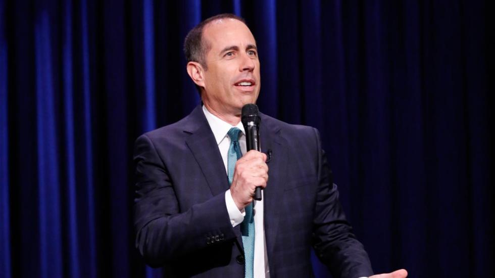 Jerry Seinfeld on the Tonight Show with Jimmy Fallon