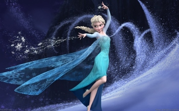 Let It Go! - Elsa from the movie Frozen