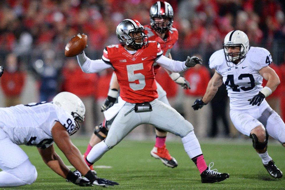 Ohio State running up the score?