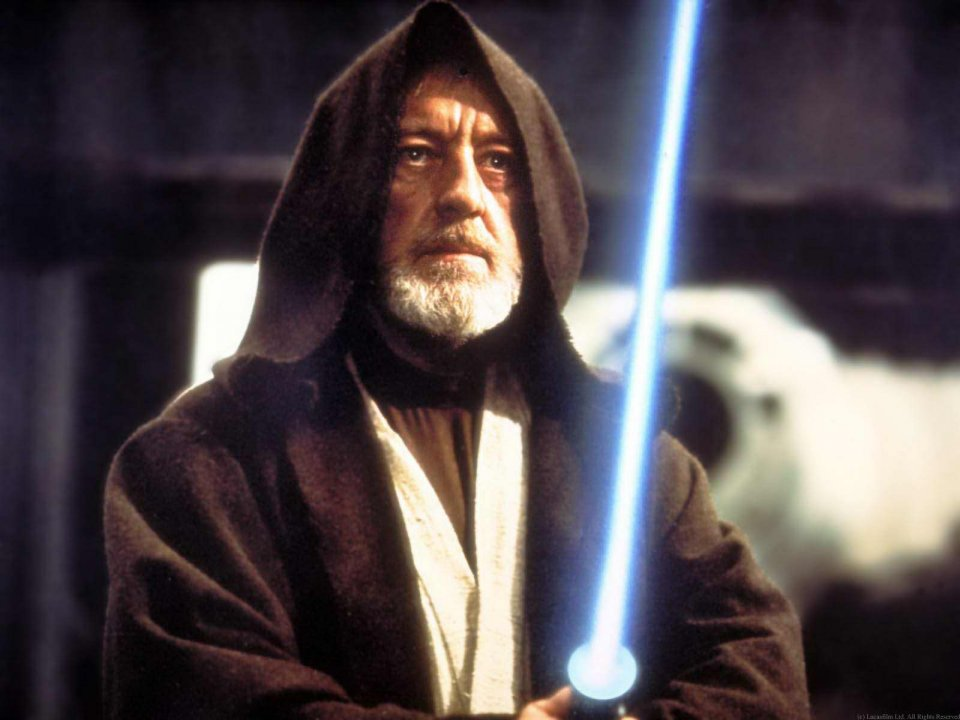 Obi Wan Kenobi - a Master of the Force