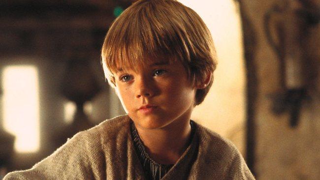 Anakin Skywalker - born by legendary means