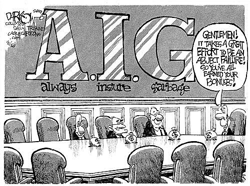Remember the AIG fiasco?