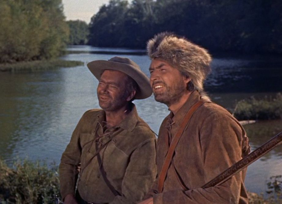 The man who inspired the coonskin cap craze
