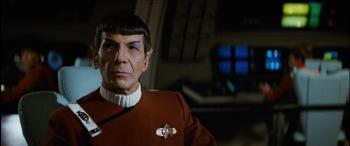 Spock from Star Trek II: The Wrath of Khan