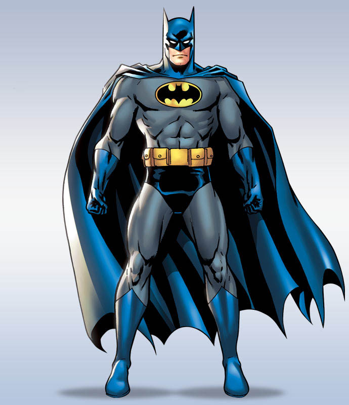 Batman...not to be mistaken with God