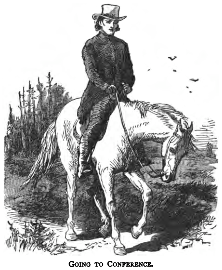 An early itinerant circuit rider