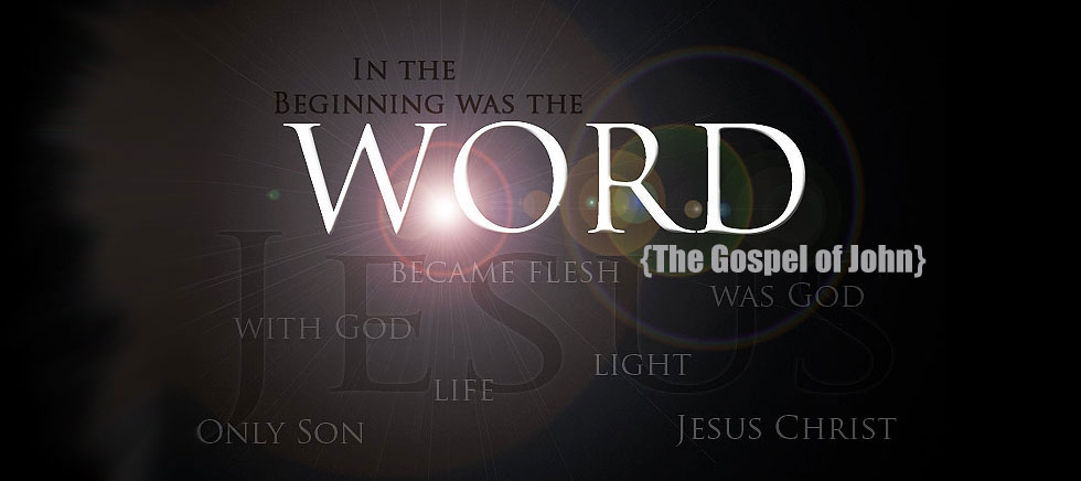 The Word was God...