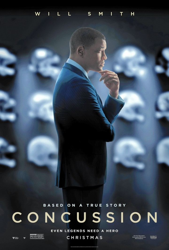 Great movie about the NFL actively working to keep the results of CTE hidden