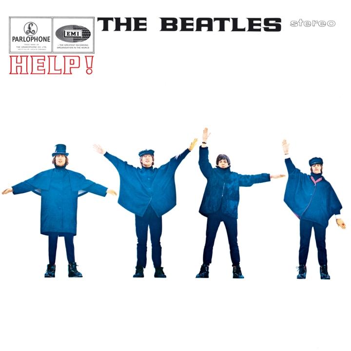 Help! - Original Album Cover