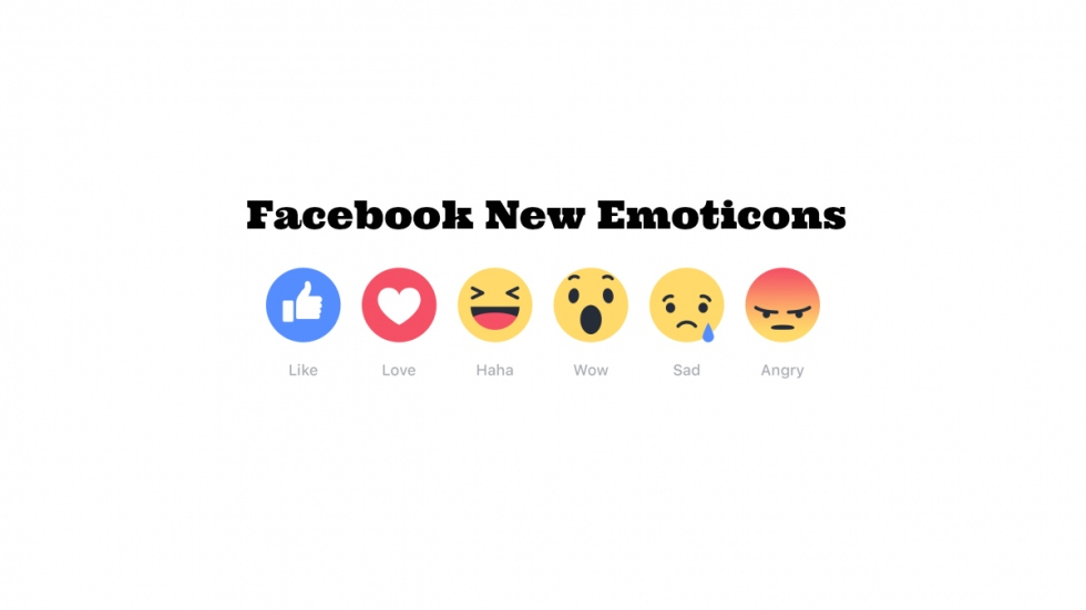 """More than just the """"Like"""" button, now Facebook allows you more expressions"""