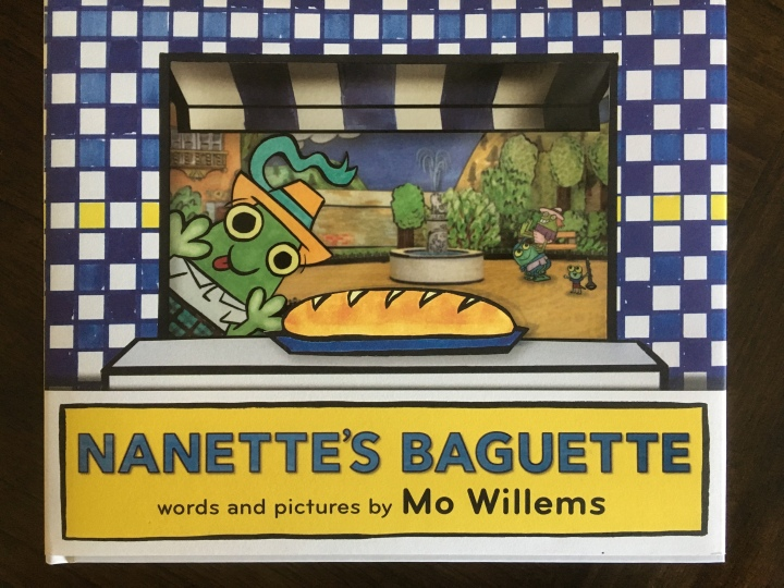A great book for kids... and adults if you like sweet, rhyming stories by Mo Willems. Who would have thought that reading would lead to greater empathy?