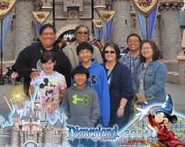 Our fourth Faith and Family Trip