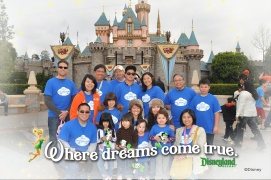 The second Faith and Family Trip