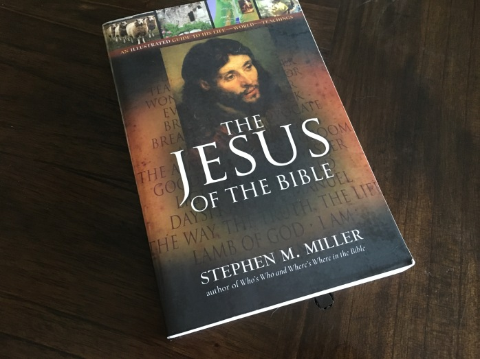 I love this book and it's a great resource. Sad to hear it's no longer in print. The Jesus of the Bible is still available by 3rd party sellers on Amazon.