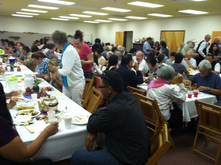 Celebrating 90 years of ministry at Palm UMC