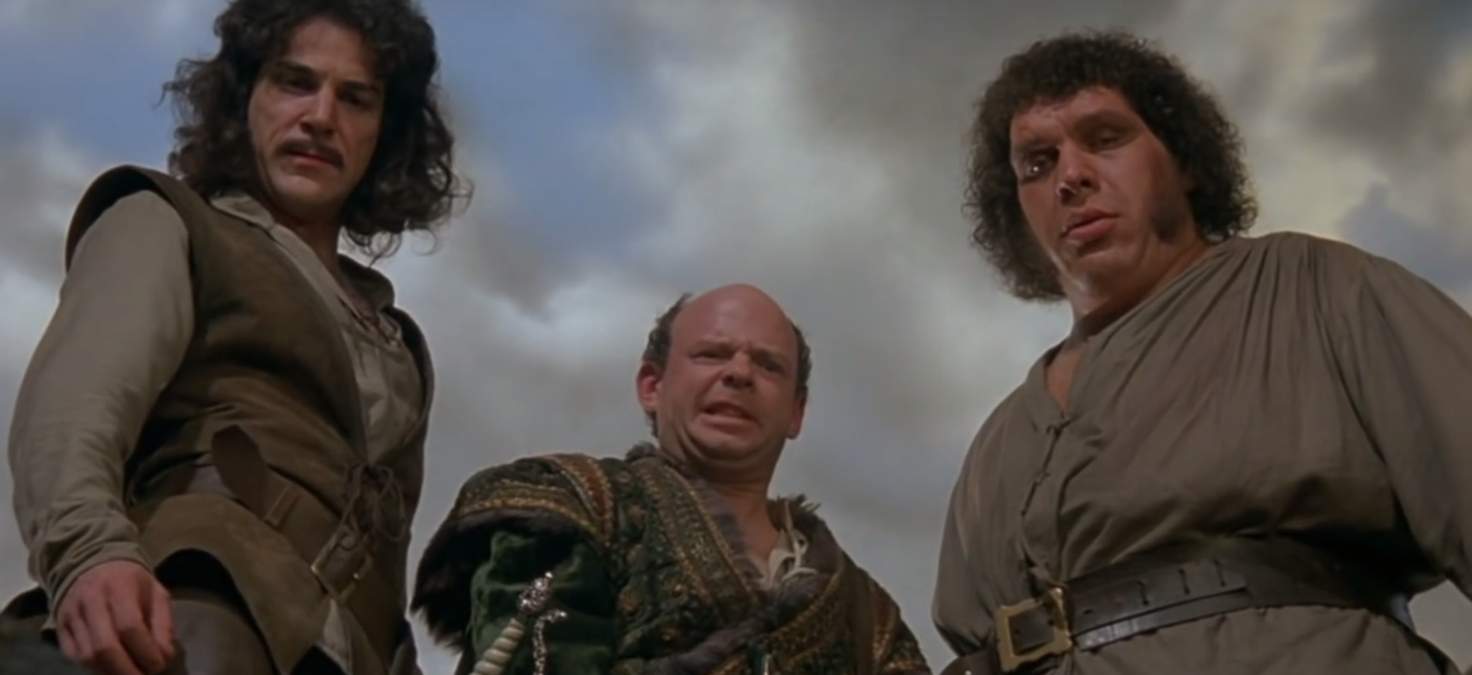 Inconceivable! – The Princess Bride Series (part 1)