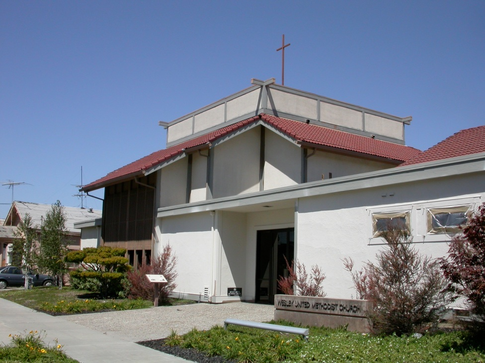Wesley UMC in San Jose