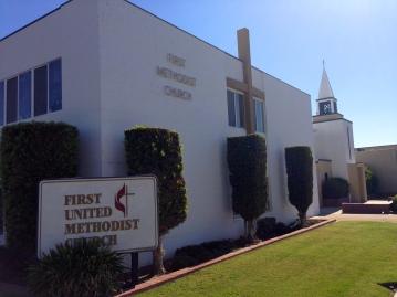 First UMC in Dinuba, CA