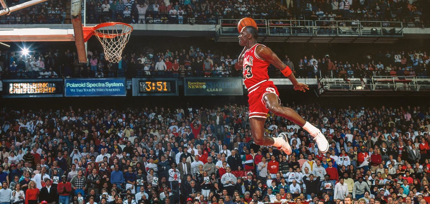 Is Michael Jordan A Failure?