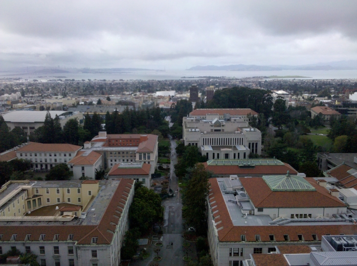 2010-02-06 - The Berkeley Campus
