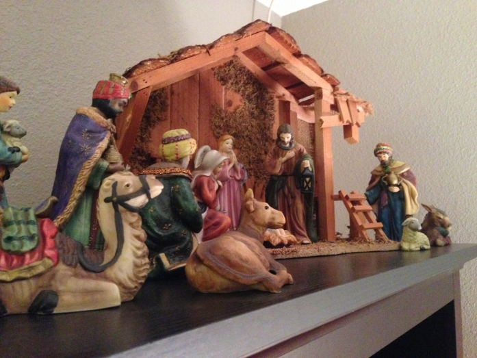 2014-12-13 - Gotta have the nativity