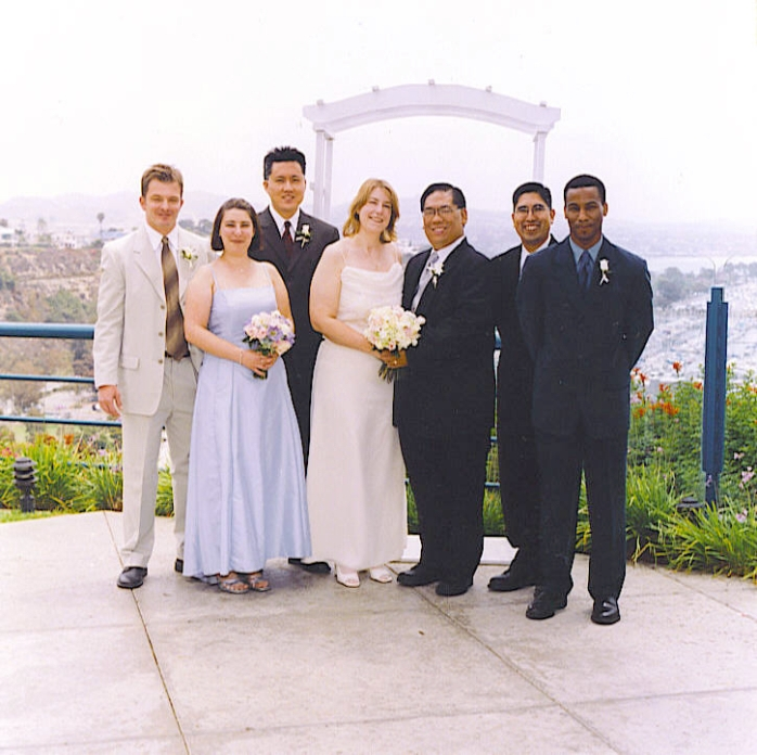wedding - friends 2