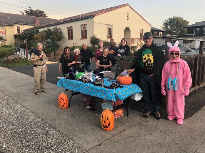 2018-10-31 - Halloween Giveaway